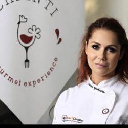 Francesca Gambacorta, e la sua cucina creativa.